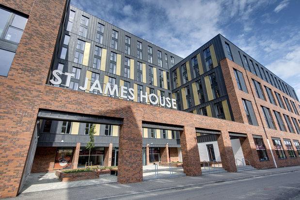 Student accommodation Nido Student Nido St James