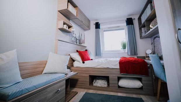 Student accommodation Sanctuary Students Manna Ash House