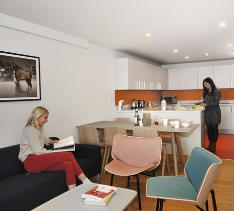 Student accommodation Host Victoria Hall King's Cross