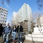 Student accommodation Unite Students Waverley House