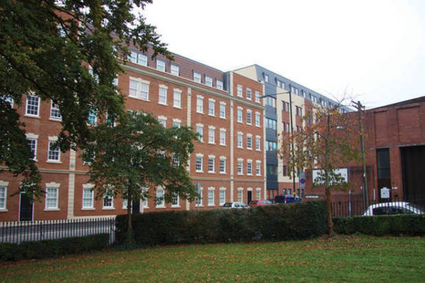 Student accommodation Host King Square Studios