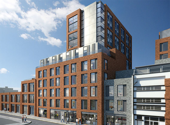 Student accommodation Pure Student Living Pure City