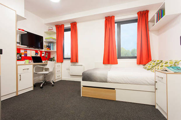 Student accommodation CRM Students Elvet Studios