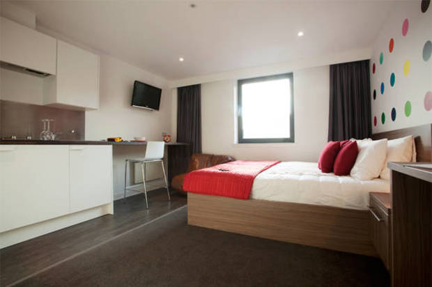 Student accommodation CRM Students Gallery Apartments