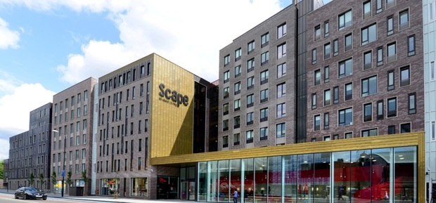 Student accommodation Scape Student Living Scape East